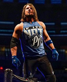 "Gefällt 27 Mal, 0 Kommentare - Now That Is Just Epic (@its.thep1.ajstyles) auf Instagram: ""Daily phenomenal photo ___________ Follow: @its.thep1.ajstyles ___________ #wwenetwork #wwe #raw…"" Aj Styles Wwe, Daniel Bryan Wwe, Glow Stars, Wrestling Superstars, Brock Lesnar, Seth Rollins, Professional Wrestling, Wwe Wrestlers, Wwe Divas"