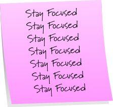 #focus