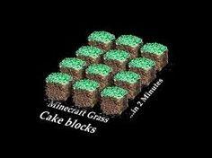 Resultado de imagem para cupcake minecraft
