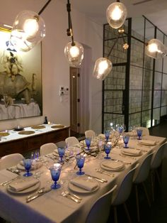 Adelaide Villa: The Dining Room