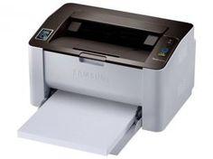 Impressora Samsung SL-M2020W/XA - Laser USB Wi-Fi 110 Volts