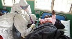 """""""Não existe até ao momento o registo de qualquer caso de ébola em Angola"""" - Adelaide de Carvalho http://angorussia.com/?p=21780"""