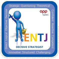 ENTJ - decisive strategist - Typies® - https://www.opp.com/en/Using-Type/MBTI-Step-I-Typies