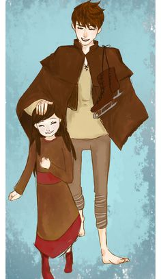 """""""Let's go have fun!"""" - RotG Jackson and Emma Overland"""