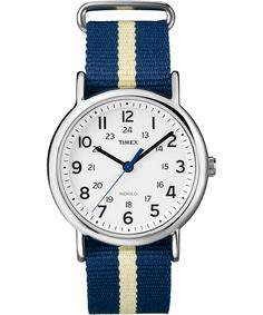 Weekender™ Stripe | Casual, Dress, and Sport Watches for Women & Men 36$
