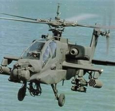 AH-64 Apache:  From *The Portal*