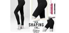 Die neue Emana Shaping Linie mit kosmetischem Effekt ist ab sofort in allen Calzedonia Stores erhäl ...