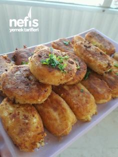 Enfes Patates Kroket #enfespatateskroket #kızartmatarifleri #nefisyemektarifleri #yemektarifleri #tarifsunum #lezzetlitarifler #lezzet #sunum #sunumönemlidir #tarif #yemek #food #yummy