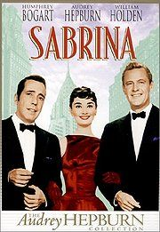 Sabrina (1954). First time I saw this all the way through. Humphrey Bogart and Audrey Hepburn and the rest of the cast still have what it takes to make this lighthearted romantic comedy work.