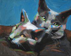 Katarina & Alex by Maggie Stiefvater