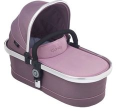 iCandy Peach 3 carry cot for a girl - Marshmallow
