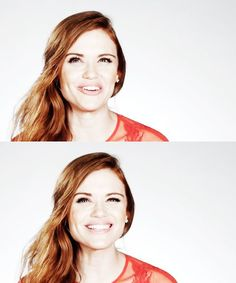 I just love her smile<3 hehe