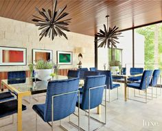 10 Dazzling Dining Room Ideas From LuxeSource To Copy Right Now | Dining Room Design. Dining Room Chairs. Dining Room Table. #diningroom #diningroomideas #diningchairs Read more: http://diningroomideas.eu/dazzling-dining-room-ideas-luxesource-copy-right/