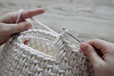 E-vlny.sk Alpacas, Crochet, Accessories, Fashion, Moda, La Mode, Crochet Crop Top, Fasion, Chrochet