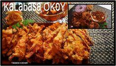 Kalabasang Okoy ( Crispy Pumpkin) Luweeh's Kitchen