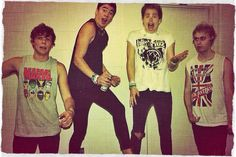 I am dying because Lukes face what the hell happened?! :'D