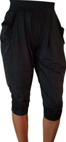 Harem Pants - these look comfy.