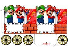 Ideas y material gratis para fiestas y celebraciones Oh My Fiesta!: Mario Bros