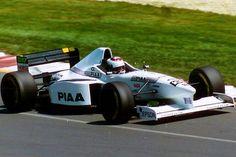 PIAA Tyrrell                                              No.18 Jos VERSTAPPEN TYRRELL 025                                        Ford Cosworth ED4 NA3.0L V8 Goodyear