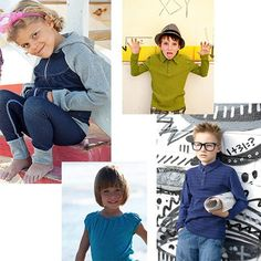 SUSTAINABLE KIDS - Clothing that makes a difference!