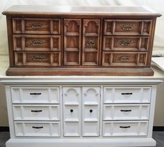 5 Dresser Makeovers In China White