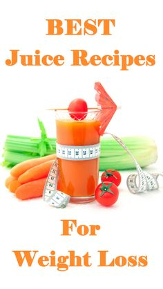 10 Detox Juice Recipes for a Fast Weight Loss Cleanse