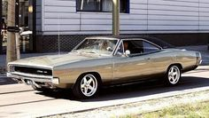 1968 Dodge Charger..