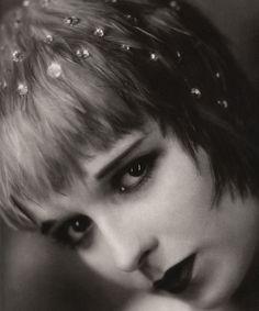 A Portrait of: Louise Brooks