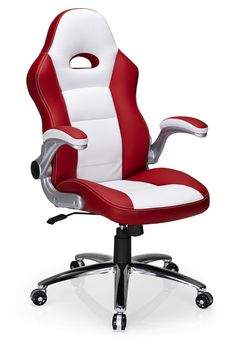 hummingbird le mans racer chair black and red more my