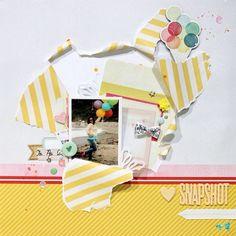 Snapshot  #sctutorial #scchallenge #studiocalico #cratepaper #americancrafts #amytangerine #printshop #washitape #silhouette #cameo #mrhueys #lo #lovenotes #scrap #scrapbook #scrapbooking #Padgram