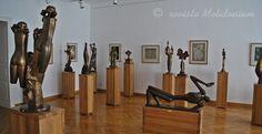 Gheorghe A. M. Ciobanu: Statuarul
