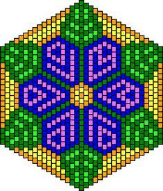 Схемы мандал из бисера