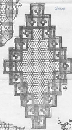 ru / Фото - 1608 мой скан - shtushakutusha Col Crochet, Filet Crochet Charts, Crochet Cross, Thread Crochet, Crochet Table Runner Pattern, Crochet Snowflake Pattern, Crochet Stitches Patterns, Crochet Doilies, Crochet Freetress