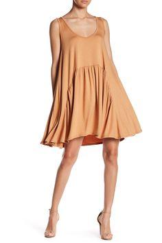 Parc Drop Waist Dress