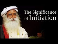 The Significance of Initiation | Yoga & Meditation - YouTube