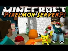 Minecraft: Pixelmon Server BETA OPENING! (Register for Staff, Helper, ETC!)