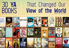 These YA books are so profound and so moving that they literally changed the way we look at the world.