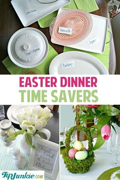 Amazing Time Saving Tips For Easter!  #HoneyBakedEaster