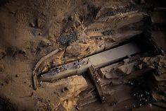 Древняя заготовка обелиска. Вес 1185 тонн. Египет.
