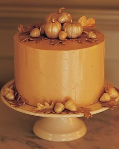 Image result for fall cakes