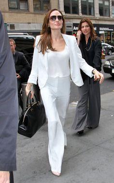 Angelina Jolie love her