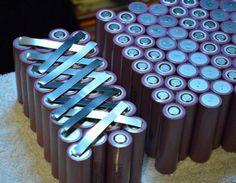 Cheap 18650 batteries for ebikes etc