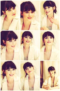 Zooey Deschanel  New girl crush <3