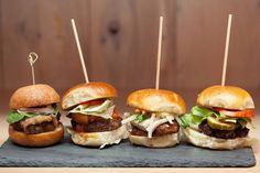 Enter for a chance to win a trip to the #NYCWFF Burger Bash®