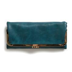 Sade Fold-Over Wallet Clutch