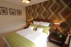Green And Brown Bedroom Pics For Brown And Green Bedroom Lime Green And Brown Bedroom Accessories Bedroom Green Gray Bedroom Ideas. Grey And Lime Green Bedroom Ideas. Interior Design Jobs, Interior Design Programs, Modern Home Interior Design, Interior Design Business, Interior Architecture, Bedroom Decor Grey Pink, Green Bedroom Design, Bedroom Green, Contemporary Bedroom