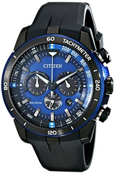 67b718e686e Price  (as of – Details) Citizen Eco-Drive Men s Ecosphere Analog Display  Black Watch Citizen Eco-Drive Ecosphere Chronograph Mens Watch watch feat…