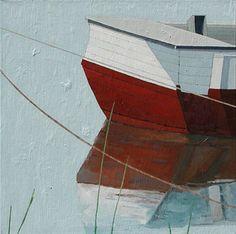 Scott Redden : Paintings : 2002-2004 : Maazee II