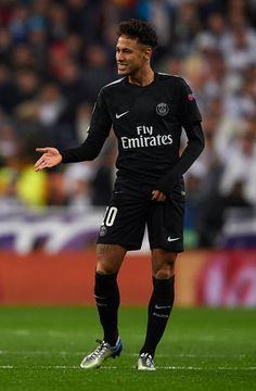 Real Madrid v Paris Saint-Germain - Best of Wallpapers for Andriod and ios Neymar Football, Football Boys, Best Football Players, Soccer Players, Soccer Poster, Soccer Art, Neymar Jr Wallpapers, Premier League, Paris Saint Germain Fc
