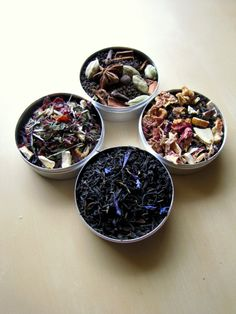 Holidays Special Tea Blends